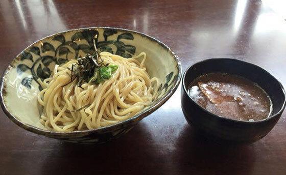 麺屋ひばりのつけ麺