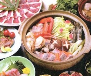 旬の鍋料理