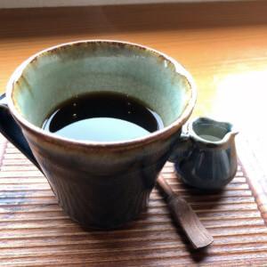 梢庵 コーヒー