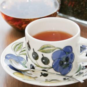 スカラベ136お茶