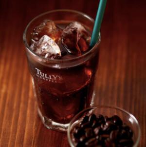 タリーズ松江アイスコーヒー