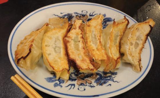 燕京 餃子