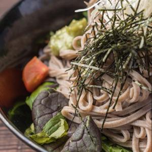 ギュゼル 松江 蕎麦サラダ