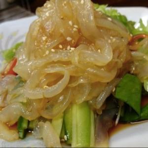 中華 虎楼 サラダ