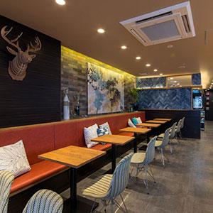CL2coffeeの店内写真