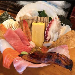 若竹寿司 玉造 海鮮丼