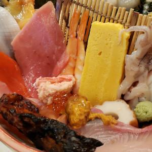 若竹寿司 プレミアム海鮮丼
