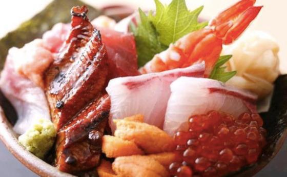 若竹寿司 玉造 プレミアム海鮮丼