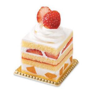 不二家 松江 ショートケーキ