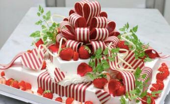 リビドー ウエディングケーキ
