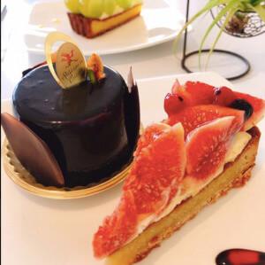 パティスリーキュイール ケーキ チョコレートケーキ