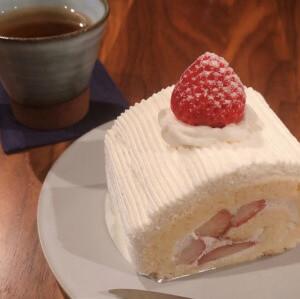 ウィーンの森 田和山 ショートケーキ
