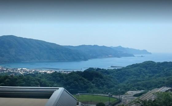 島根原子力館 景色
