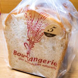 アンクリュ 一畑百貨店 豆乳パン 食パン