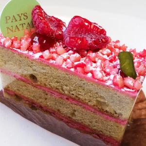 ペイナタル 木いちご ケーキ