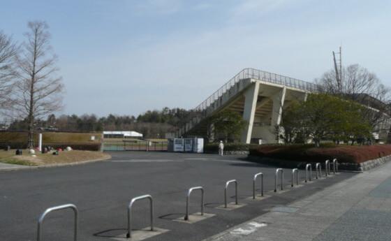 松江運動公園 外観