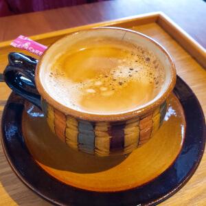 アリーヴォ 松江 松江しんじ湖温泉駅 コーヒー カフェ