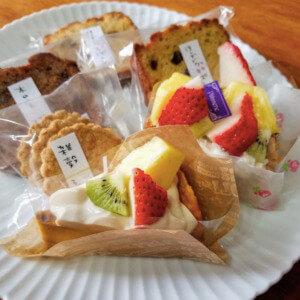 メルモのおやつ ケーキ お菓子 場所 灘町