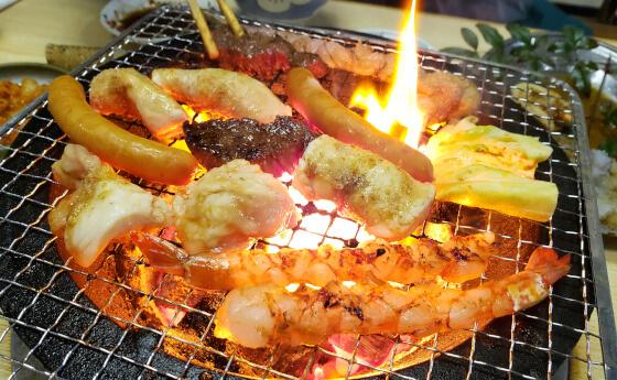 炭焼き通り 松江 焼肉