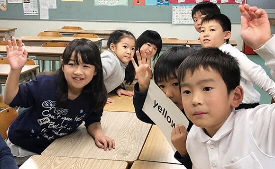 つぼうち英会話スクール 子供 英語 松江