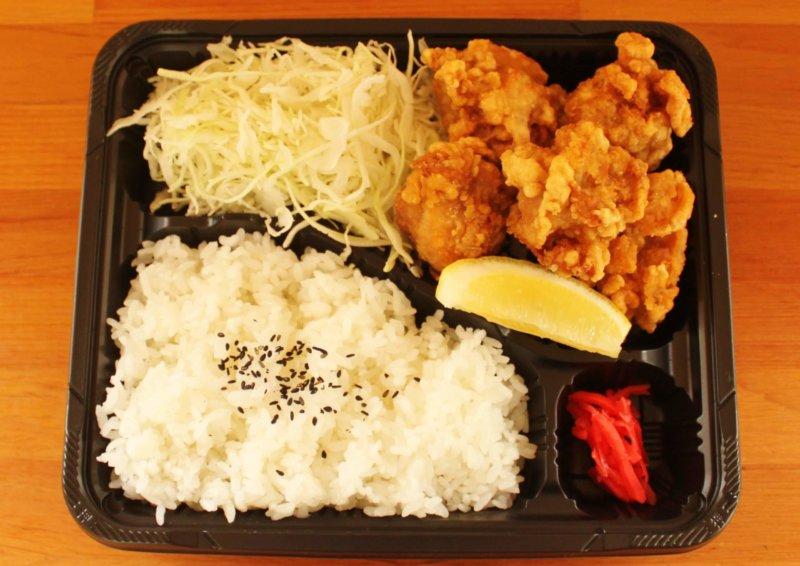 松江市と出雲市にあるめんふぁん食堂のテイクアウト弁当