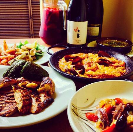 スペイン料理その二