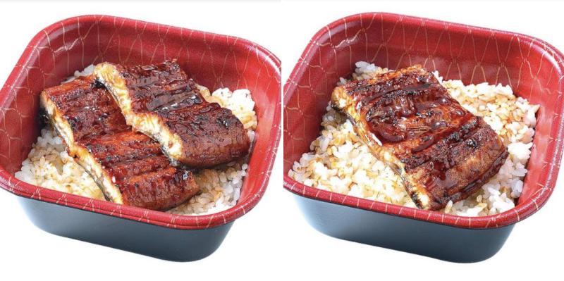 松江市東本町にある宇奈とと松江のテイクアウトのうな丼