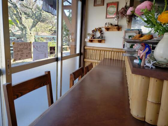 ほっこり食堂繋がる根 玉造温泉 ランチ 場所 店内 メニュー