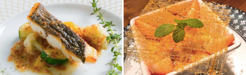 松江市にあるシャトースミスのコース料理